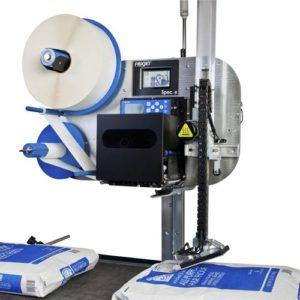 Impressora e Aplicadora de Etiqueta