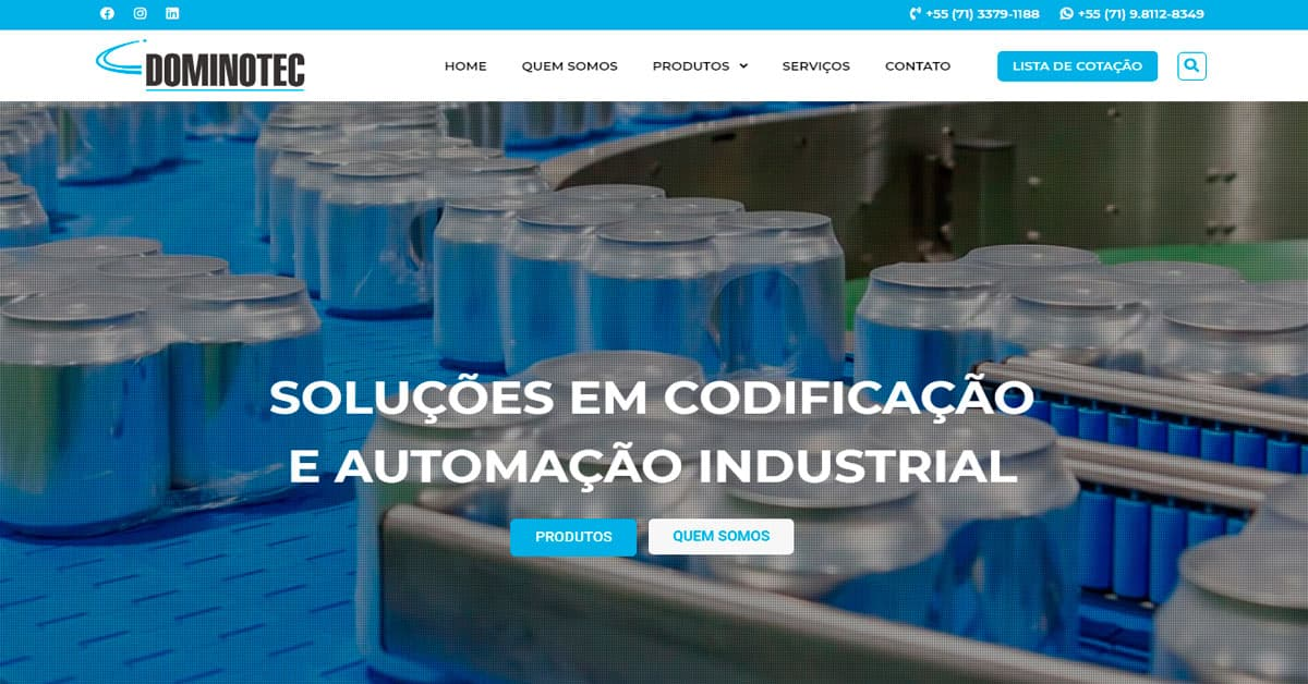 (c) Dominotec.com.br